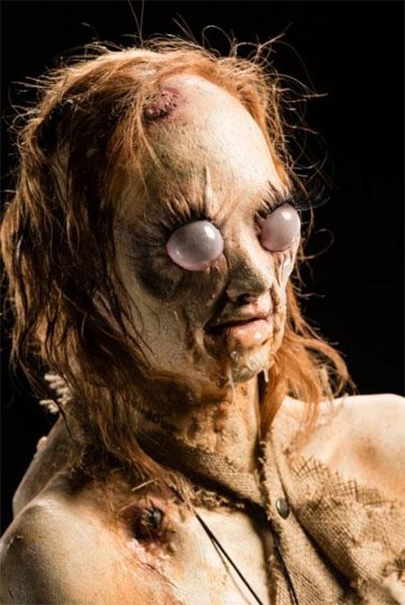 25 Scary Halloween Make Up Looks For Girls Amp Women 2017