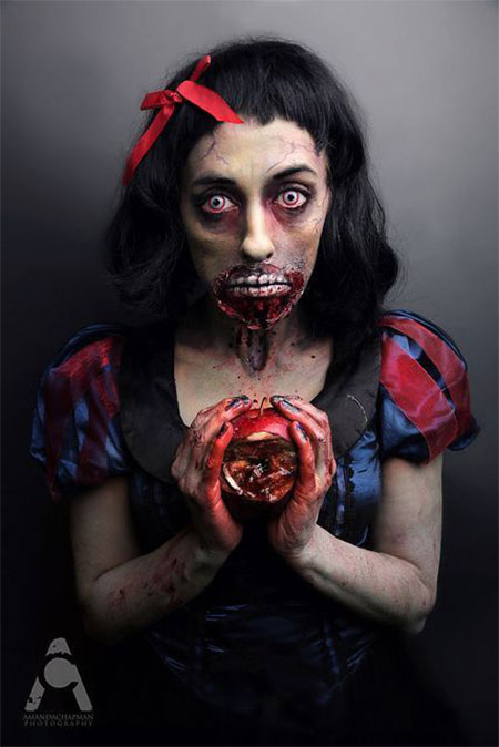 25-Scary-Halloween-Make-Up-Looks-For-Girls-Women-2017-2