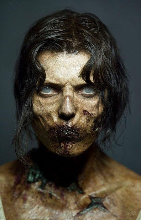 25-Scary-Halloween-Make-Up-Looks-For-Girls-Women-2017-5