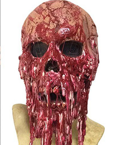 30+ Scary Halloween Costume Masks 2017 | Modern Fashion Blog
