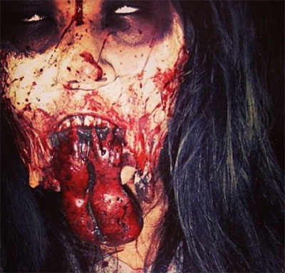 30-Scary-Halloween-Zombie-Face-Makeup-Looks-Ideas-2017-15
