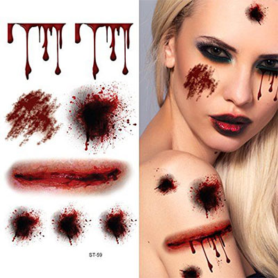 15-Cheap-Fake-Scary-Temporary-Halloween-Tattoos-2017-4