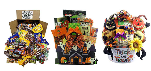 Halloween Gift Basket Ideas For Adults.15 Halloween Gift Baskets Bags For Kids Adults 2017 Gift Ideas