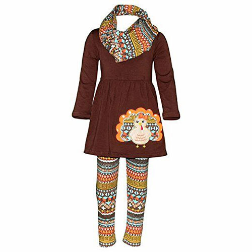 15-Happy-Thanksgiving-Outfit-For-Kids-Girls-2017-10