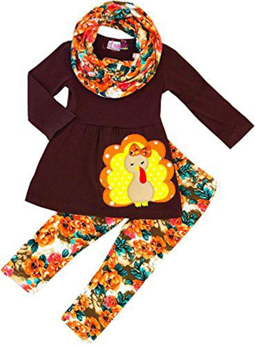 15-Happy-Thanksgiving-Outfit-For-Kids-Girls-2017-4