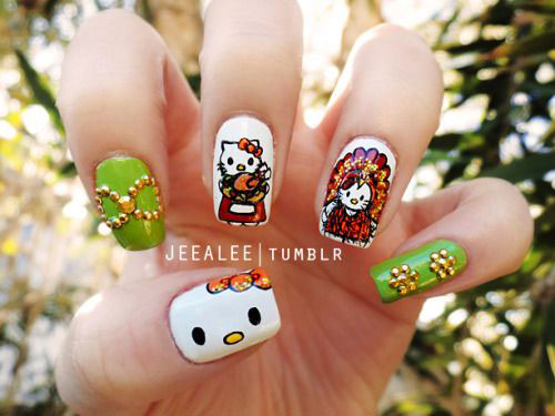 18-Best-Thanksgiving-Nails-Art-Designs-Ideas-2017-10