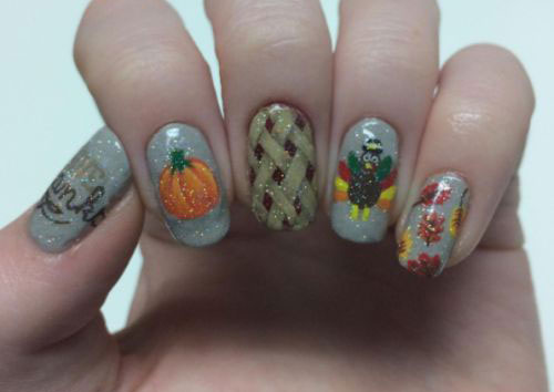 18-Best-Thanksgiving-Nails-Art-Designs-Ideas-2017-15