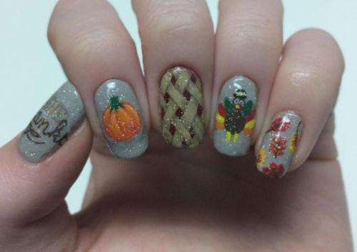 18-Best-Thanksgiving-Nails-Art-Designs-Ideas-2017-15