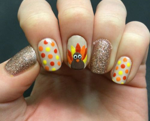 18-Best-Thanksgiving-Nails-Art-Designs-Ideas-2017-9