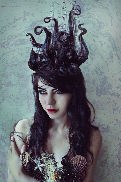25-Crazy-Funky-Scary-Halloween-Hairstyles-For-Kids-Girls-2017-11