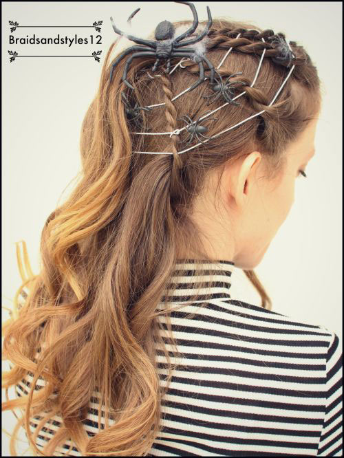 25-Crazy-Funky-Scary-Halloween-Hairstyles-For-Kids-Girls-2017-16