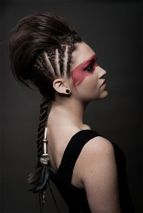 25-Crazy-Funky-Scary-Halloween-Hairstyles-For-Kids-Girls-2017-25