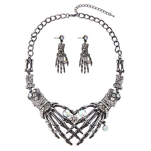 25-Creepy-Horror-Halloween-Jewelry-Bracelets-Rings-Necklace-Ideas-2017-7