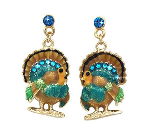 10-Happy-Thanksgiving-Earrings-For-Kids-Girls-2017-2