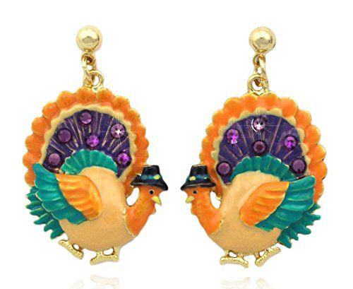 10-Happy-Thanksgiving-Earrings-For-Kids-Girls-2017-3