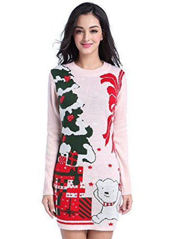 12-Christmas-Costumes-Outfits-For-Girls-Women-2017-9