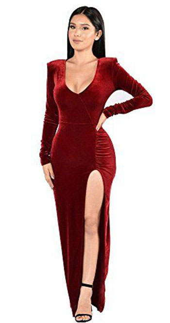 15-Best-Christmas-Party-Dresses-Outfits-For-Women-2017-12