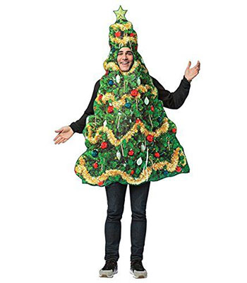 15 cheap christmas tree costumes outfits for kids
