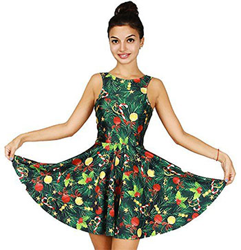 15-Cheap-Christmas-Tree-Costumes-Outfits-For-Kids-Adults-2017-14