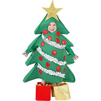 15-Cheap-Christmas-Tree-Costumes-Outfits-For-Kids-Adults-2017-3