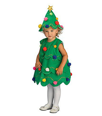 15-Cheap-Christmas-Tree-Costumes-Outfits-For-Kids-Adults-2017-5