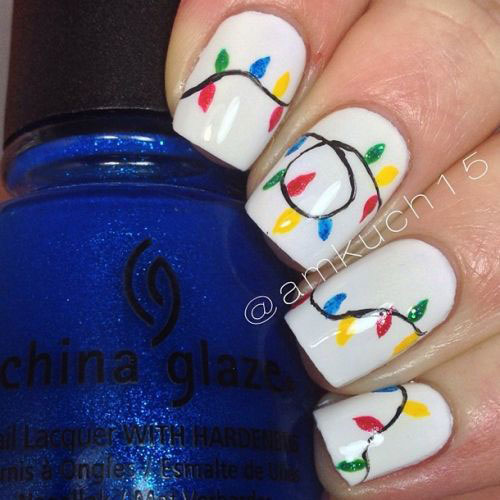15-Christmas-Lights-Nail-Art-Designs-Ideas-2017-Xmas-Nails-1