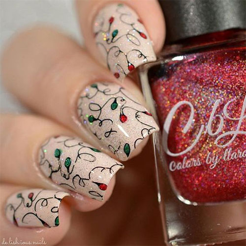 15-Christmas-Lights-Nail-Art-Designs-Ideas-2017-Xmas-Nails-14
