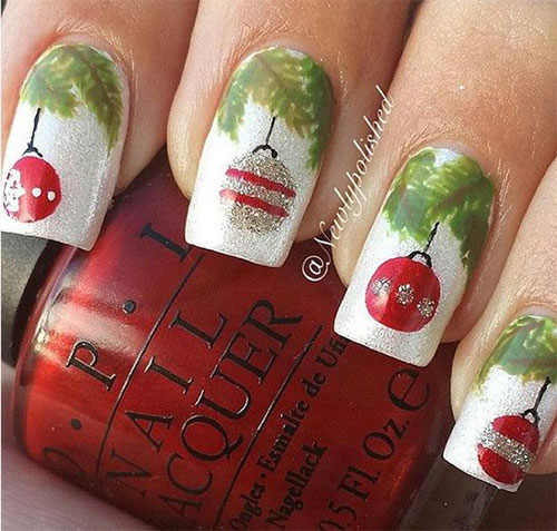 15-Christmas-Ornament-Nail-Art-Designs-Ideas-2017-Xmas-Nails-2