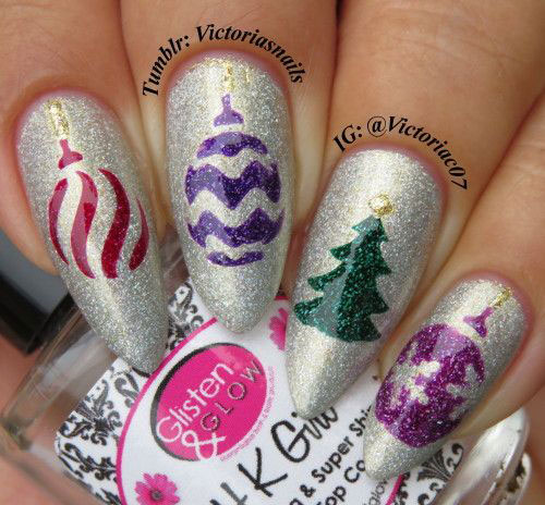 15-Christmas-Ornament-Nail-Art-Designs-Ideas-2017-Xmas-Nails-4