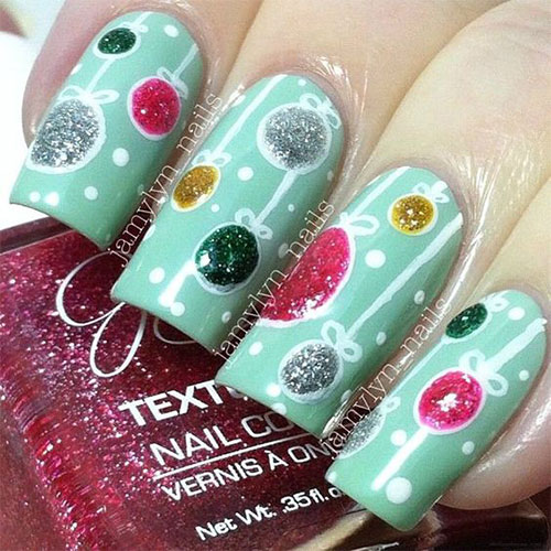 15-Christmas-Ornament-Nail-Art-Designs-Ideas-2017-Xmas-Nails-7