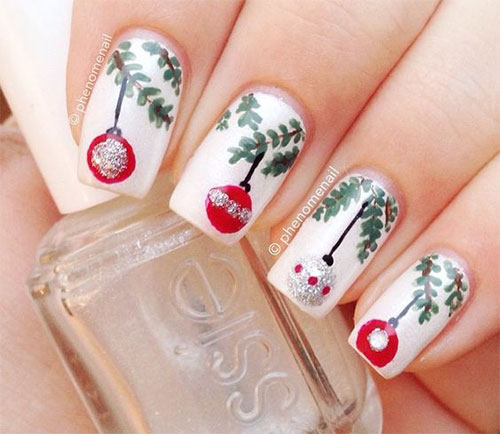 15-Christmas-Ornament-Nail-Art-Designs-Ideas-2017-Xmas-Nails-8