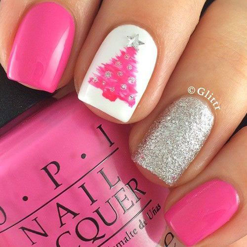 15-Christmas-Tree-Nail-Art-Designs-Ideas-2017-Xmas-Nails-1