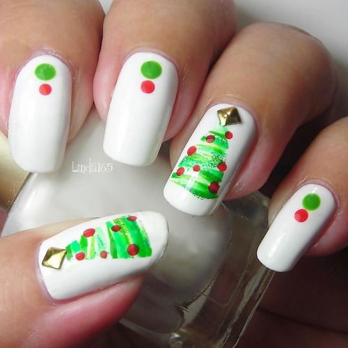 15-Christmas-Tree-Nail-Art-Designs-Ideas-2017-Xmas-Nails-11