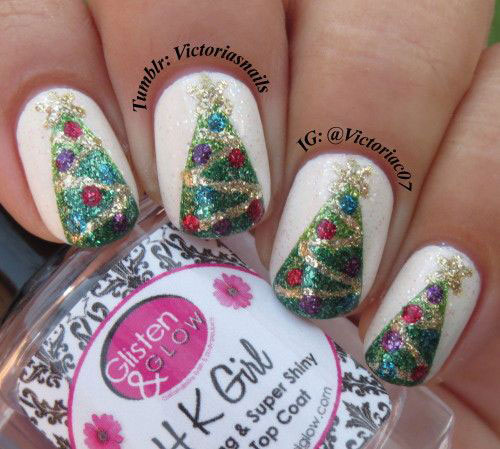 15-Christmas-Tree-Nail-Art-Designs-Ideas-2017-Xmas-Nails-4