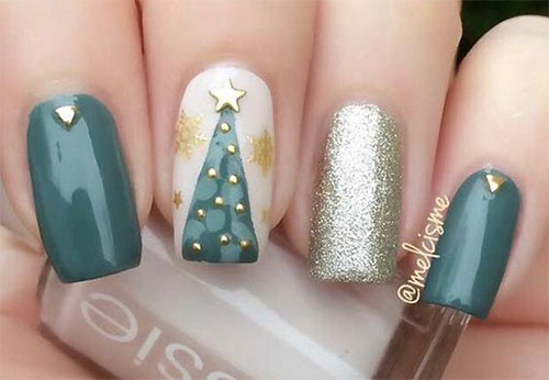15-Christmas-Tree-Nail-Art-Designs-Ideas-2017-Xmas-Nails-9