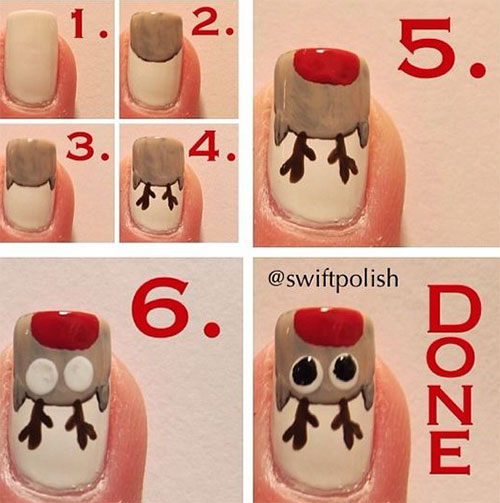 15-Easy-Simple-Christmas-Nails-Tutorials-For-Beginners-2017-10