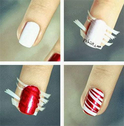 15-Easy-Simple-Christmas-Nails-Tutorials-For-Beginners-2017-12