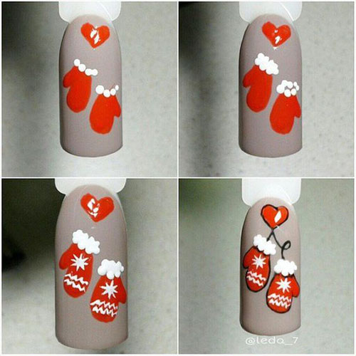 15-Easy-Simple-Christmas-Nails-Tutorials-For-Beginners-2017-13