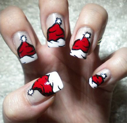 18-Christmas-Santa-Nail-Art-Designs-Ideas-2017-Xmas-Nails-14