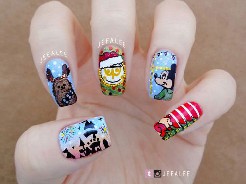 25-Best-Christmas-Nails-Art-Designs-Ideas-2017-19