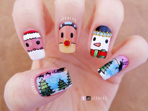 25-Best-Christmas-Nails-Art-Designs-Ideas-2017-20