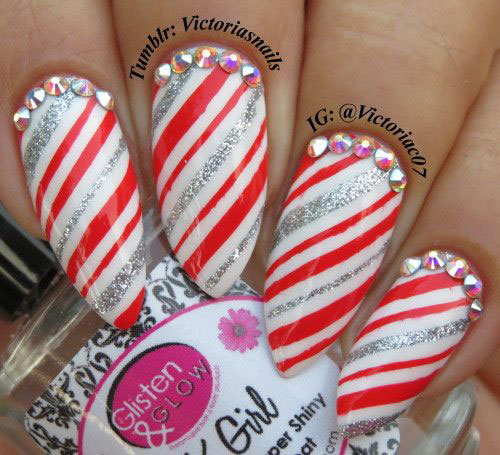 25-Best-Christmas-Nails-Art-Designs-Ideas-2017-6