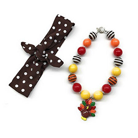 Happy-Thanksgiving-Hair-Accessories-For-Kids-Girls-2017-6