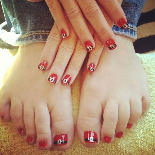 Merry-Christmas-Toe-Nail-Art-Designs-Ideas-2017-Xmas-Nails-1