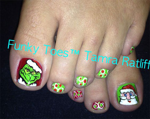 Merry-Christmas-Toe-Nail-Art-Designs-Ideas-2017-Xmas-Nails-4