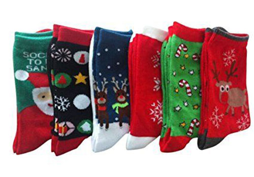 15-Christmas-Fuzzy-Socks-For-Kids-Girls-Women-2017-7