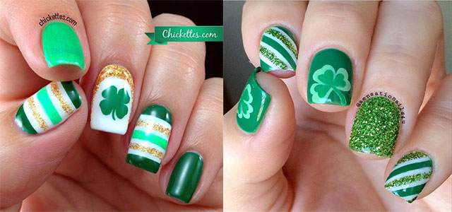 15 Best St Patricks Day Nail Art Designs Ideas 2018 Modern