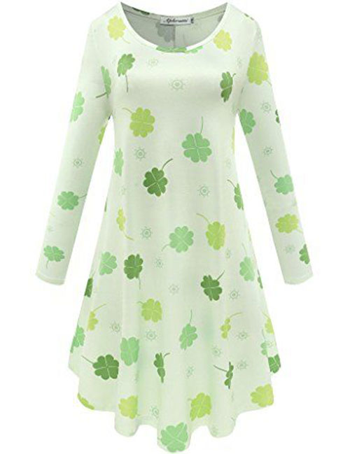 20-Best-St-Patrick's-Day-Apparels-For Kids-Girls-Women-2018-13