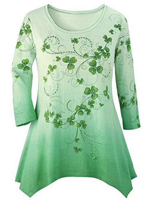 20-Best-St-Patrick's-Day-Apparels-For Kids-Girls-Women-2018-15