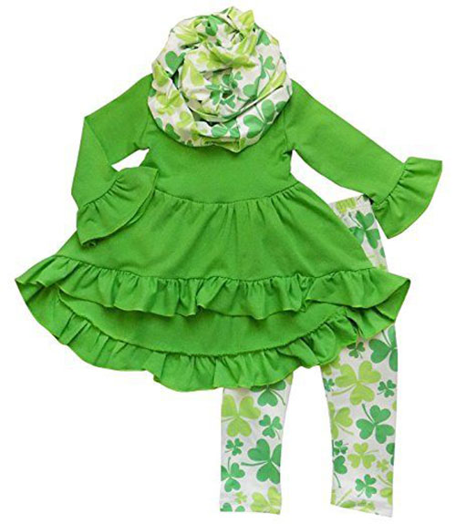 20-Best-St-Patrick's-Day-Apparels-For Kids-Girls-Women-2018-5
